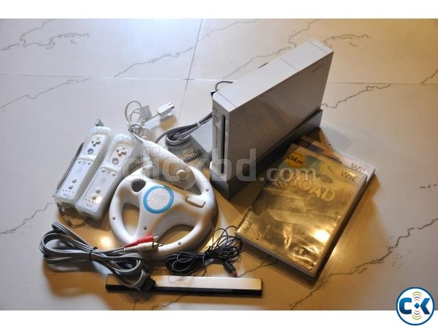 Nintendo Wii for Sale from UK. BDTK 11000. | ClickBD large image 2