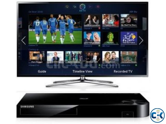 BRAND NEW 40 inch samsung F5500 FULL HD LED SMART TV WITH mo | ClickBD large image 0