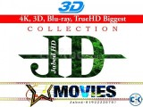 4K 3D Blu-ray Movie Song - JabedHD