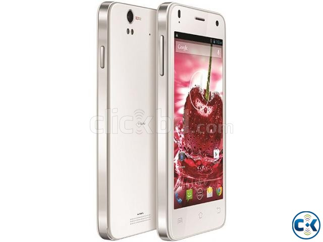 LAVA Iris X1 with Full Accessories including BOX | ClickBD large image 0