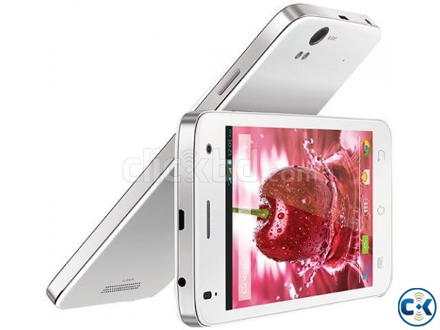LAVA Iris X1 with Full Accessories including BOX | ClickBD large image 1