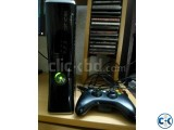 XBOX 360 Slim 250gb LT3 modded