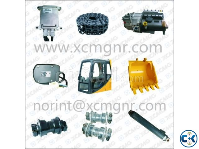 XCMG excavator spare parts XE210 XE230 XE260 XE370