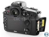 Nikon D800E DSLR Camera Body 50 mm
