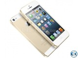 iPhone 5S Gold 16GB With Everything