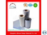 PVC Overlay with glue film pvc paper laminating sheet
