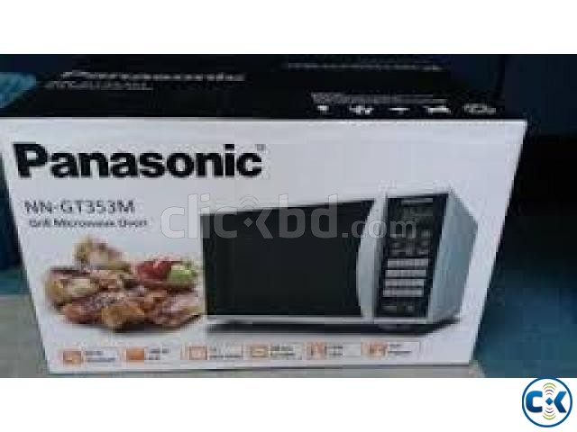 Panasonic 23l Microwave Oven Nngt353m With Grill Option