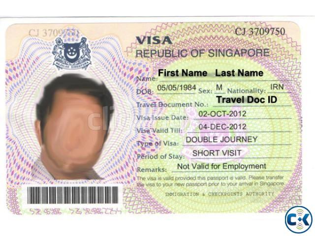 Транзитная виза в Сингапур для россиян  Нужна ли виза в