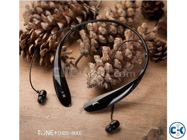 LG Tone HBS-730 Wireless Bluetooth Stereo Headset | ClickBD large image 3