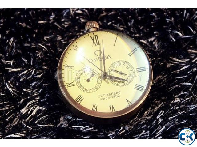 OMEGA vintage Swiss made 1882 table watch | ClickBD large image 0