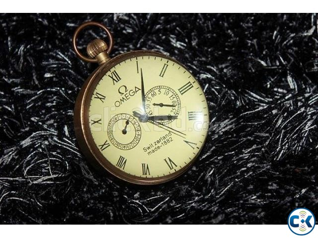 OMEGA vintage Swiss made 1882 table watch | ClickBD large image 2