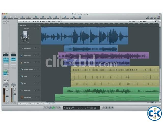 Recording shift composition mixing mastering at applewave | ClickBD