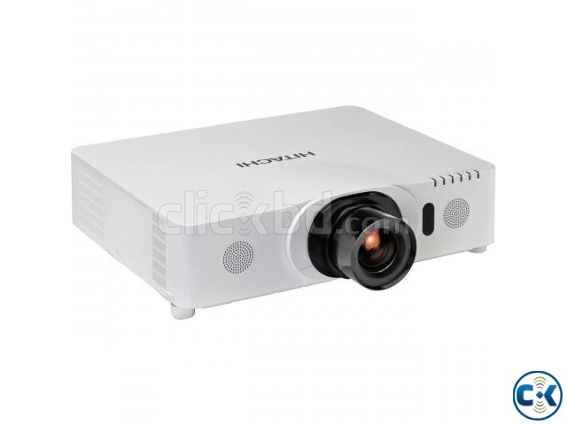 Hitachi HD LCD Projector CP-X8160 Large Venue 6000 Lumens | ClickBD large image 0