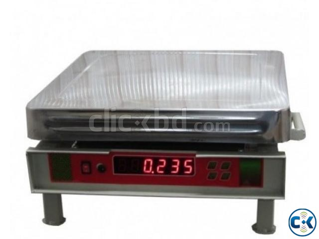 Digital Chicken Scale 200kg weight Capacity | ClickBD large image 0