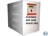 Energex DSP Pure Sine UPS IPS 5000 VA LCD-Dip 5Yrs War Batt