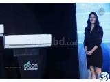 Panasonic ac 1 ton Japanese Technology assemble From Malaysi