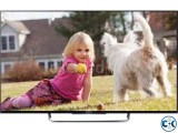Sony W800B 50 Live Color Wi-Fi 3D LAN Full HD Television
