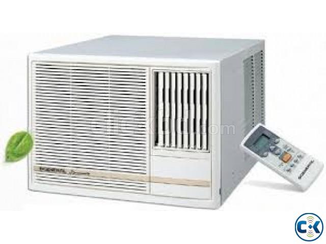O general axgt18aath 1 5 ton 18000 btu remote window ac for 1800 btu window air conditioner