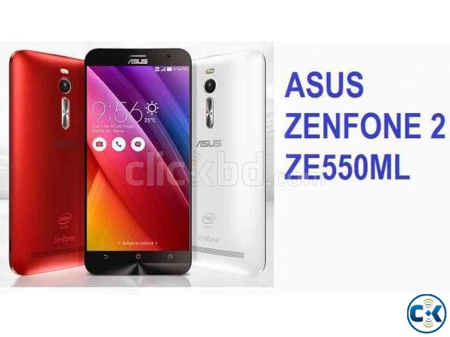 asus zenphone 2 ze550ml intact boxed first tym in bd clickbd. Black Bedroom Furniture Sets. Home Design Ideas