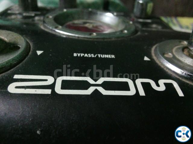 ZOOM G2 Guitar Proccessor   ClickBD large image 2