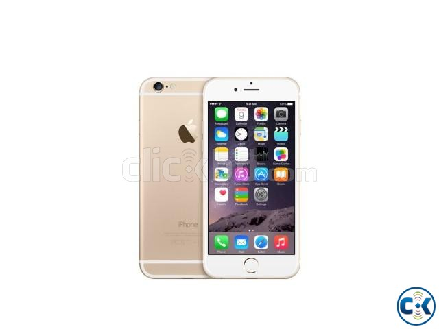 Iphone 6 Gold 64gb | ClickBD large image 0