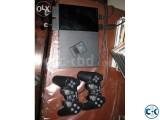 Sony Playstation 2 silm Modded