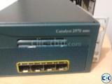 Cisco 2970G 4sfp all giga