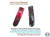Hair Regrow laser comb Kit