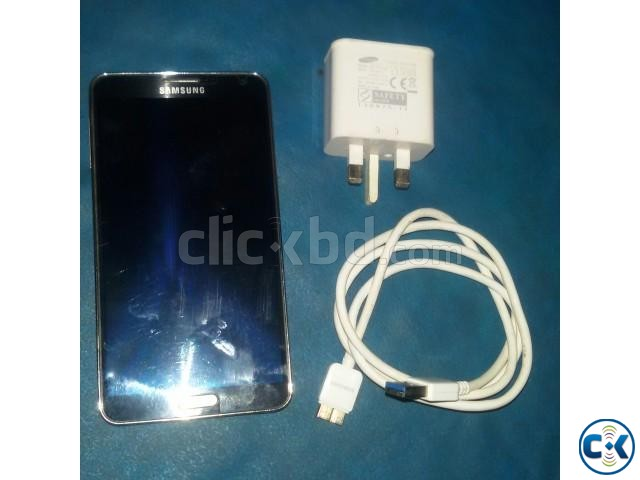 Samsung Galaxy Note 3 SM-N900 Black | ClickBD