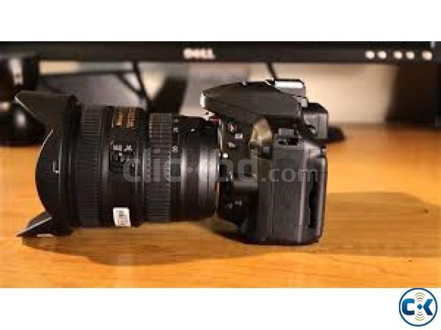 Nikon DSLR D5300 camera 24mp | ClickBD large image 0