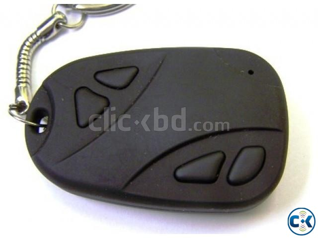 big offer Spy Key Ring video camera intact   ClickBD large image 0