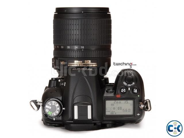 Nikon SLR D7000 with DX lens 18-105 | ClickBD large image 0