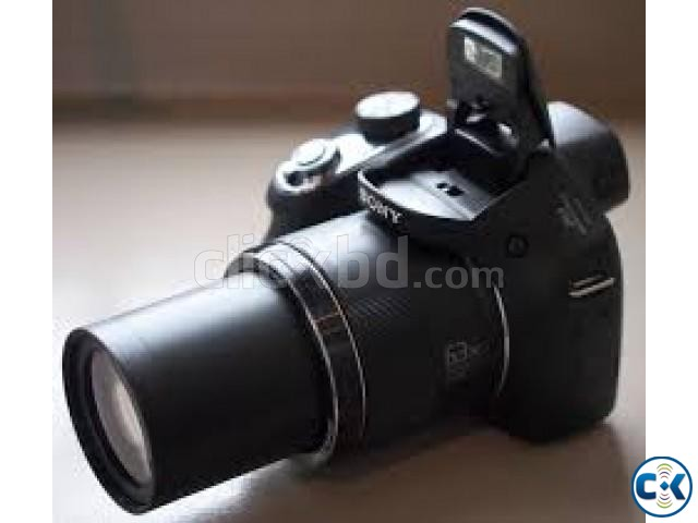 Sony H400 20.1 MP 63x Optical Super Zoom Semi DSLR Camera | ClickBD large image 0