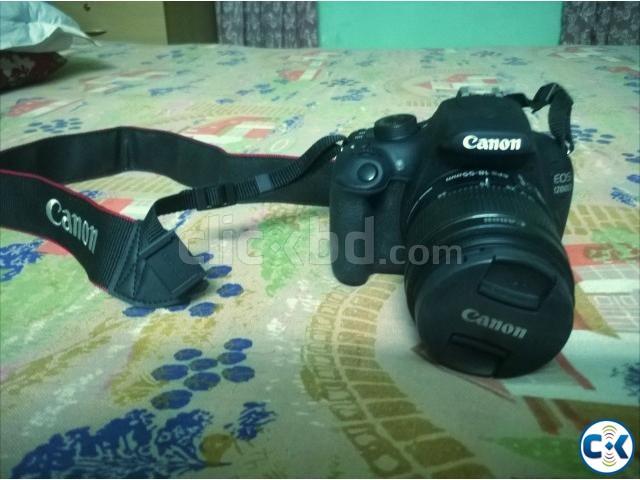 Canon DSLR 1200 D | ClickBD large image 0