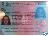 Indian Visa Token