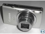 Canon IXY 630 16MP 12x Optical Zoom Wi-Fi Digital Camera