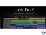 mac pc withlogic pro x