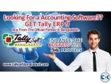Tally ERP 9 Accounting Software in Bangladesh