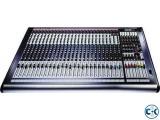 Sound craft GB-4 24 channel Brand new