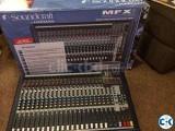 Sound craft MFX i - 20 channel Brand new