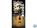 Washbourn Guitar WD10CE Package