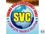 All Country Visa Processing