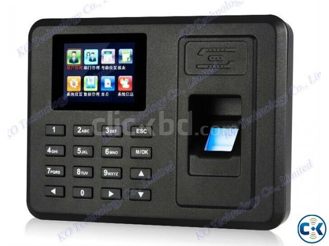 Fingerprint Time Attendance Machine Clickbd
