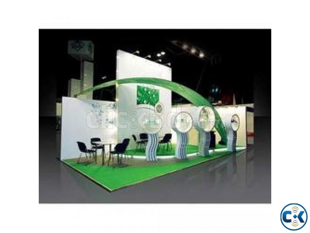 Stall Interior Design Trade Fair Clickbd