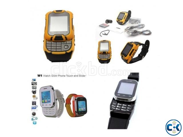 Online shopping watch mobile