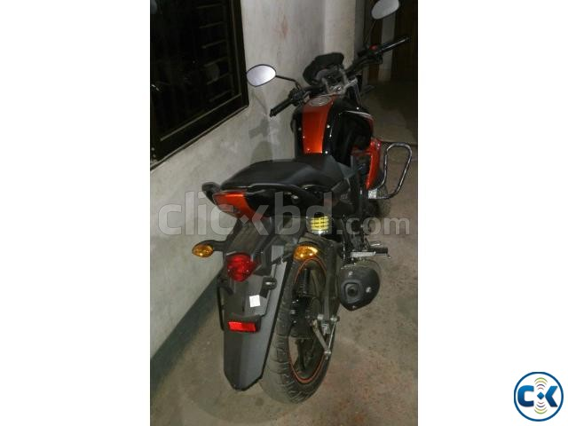fzs 2014 showroom condition | ClickBD large image 1