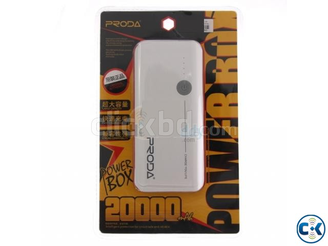 Remax proda 20000mah power bank | ClickBD large image 0