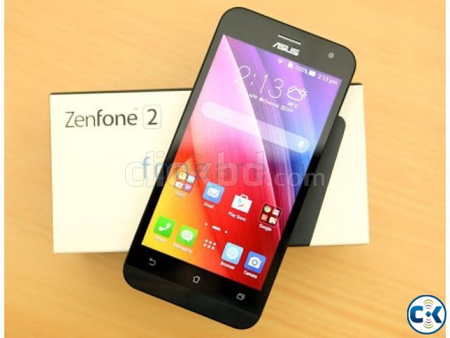 asus zenfone 2 ze550ml intact boxed | ClickBD large image 0
