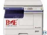Toshiba e-Studio 2006 Black White A3 MFP Copier