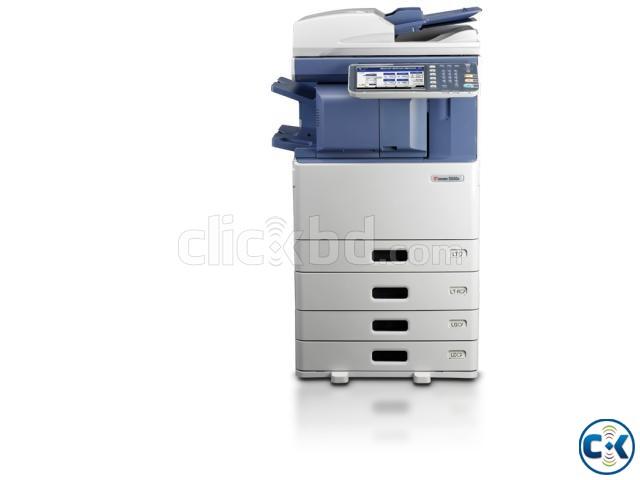 Toshiba e-Studio 2051c 20PPM Multifunction Color Photocopier | ClickBD large image 0